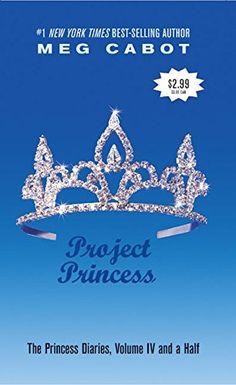 Project Princess (The Princess Diaries, Vol. 4 1/2) by Me... https://www.amazon.com/dp/0060571314/ref=cm_sw_r_pi_dp_YEHzxbHVK13TV