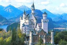 Disney Princess Castle? Germany
