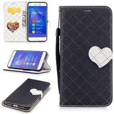 Housse Huawei P8 Lite 2017 Mate Love Heart