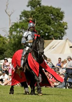 Sir Dominic Sewell of Destrier.