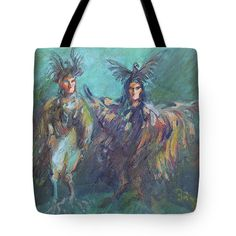 Venice Carnival no. 22 - Birds of Prey II - 1999 Tote Bag for Sale by Florin Barza