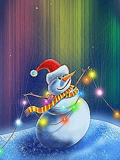 Christmas - Glitter Animations - Snow Animations - Animated images - Page 18 - Best of Wallpapers for Andriod and ios Merry Christmas Happy Holidays, Christmas Pictures, Christmas Snowman, All Things Christmas, Winter Christmas, Christmas Lights, Christmas Holidays, Christmas Ornaments, Christmas Glitter