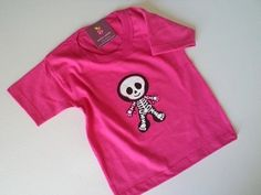 Camiseta - Esqueleto - 1 ano