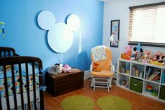 Mickey Mouse clubhouse nursery