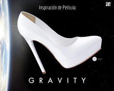 ¿Usarías estos #zapatos con tu traje de astronauta? #ModaAndrea