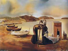 Don Salvador Dalí y Cusi strongly disapproved of his son's romance with Gala, and saw his connection to the Surrealists as a bad influence on his morals.