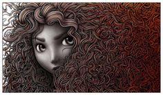 Princess Merida by ~Ventapane on deviantART
