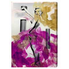 Found it at AllModern - Stand Up! Canvas Art http://www.allmodern.com/deals-and-design-ideas/p/Wall-Art-With-Sparkle-%26-Shine-Stand-Up%21-Canvas-Art~ALIV2364~E16264.html?refid=SBP.rBAZEVQT0Wo8S2WYjgDmAtI_vF8nikEvoPfrDBhSmoA