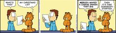 Garfield Comic Strip  for Dec/15/2014  on GoComics.com