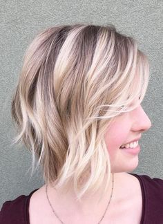 Incredible Short Hairstyles for Fine Hair With Perfect Hair Colors