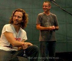 Eddie and Stone