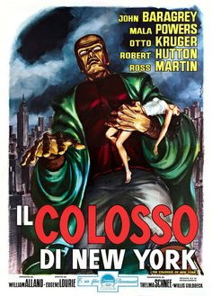 'Colossus Of New York' (1958)