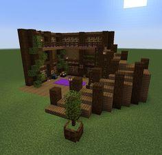 Cute Minecraft Houses, Minecraft Room, Minecraft Plans, Minecraft House Designs, Amazing Minecraft, Minecraft Blueprints, Minecraft Creations, Minecraft Crafts, Minecraft Tutorial