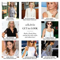 There's nothing better than opening our favorite magazines and seeing all the stars in S&D! Book a trunk show and grab the style the celebrities can't resist. Click through to find a Stylist near you today!