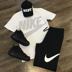 15 Ideas sport shoes outfit fashion casual for 2019 Swag Outfits Men, Tomboy Outfits, Dope Outfits, Sport Outfits, Casual Outfits, Fashion Outfits, Dress Casual, Nike Outfits For Men, Men's Outfits