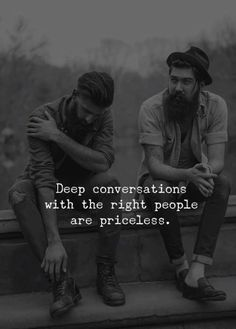 Deep conversation with the right people.. —via http://ift.tt/2eY7hg4