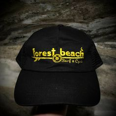 Cool Hats, Black N Yellow, Cycling, Surfing, Baseball Hats, Dope Hats, Biking, Baseball Caps, Bicycling