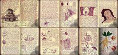 Sketchbook de Guillermo del'Toro - Labyrinthe de Pan