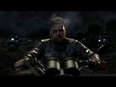 Check out the brand new trailer for METAL GEAR SOLID V: THE PHANTOM PAIN, just revealed at GDC 2013!