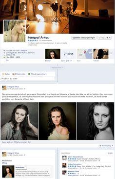 Facebook - http://www.aarhusfotografi.dk/facebook/