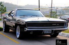 Dodge Charger. #motor #dodge