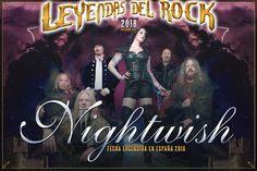 1,177 отметок «Нравится», 13 комментариев — Nightwish (@nightwish_fanpage) в Instagram: «Leyendas del Rock tiene el enorme placer de anunciar para su próxima edición el regreso de los…»