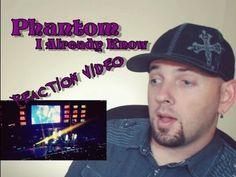 PHANTOM (팬텀) - I Already Know (다알아) #Kpop MV Reaction (뮤직비디오)(리액션) Grissl...