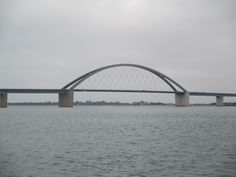 Fehmarnsundbrücke & Fehmarnsund #germany #travel