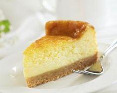 Cheesecake allégé Fourchette & Bikini  http://www.fourchette-et-bikini.fr/recettes/recettes-minceur/cheesecake-allege.html