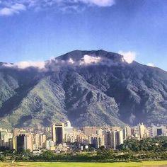 Caracas.El Avila