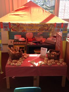 Pudding lane bakery role play