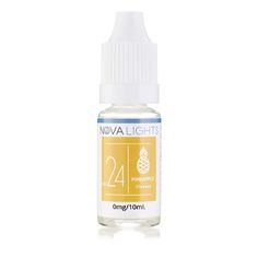 #NovaLights - Pineapple Flavour E Liquid 10ml | #NovaVapeUK