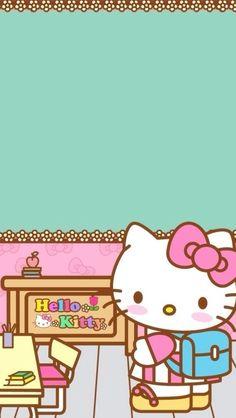 school kitty
