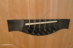 12 string guitar bridge acoustic - Sök på Google