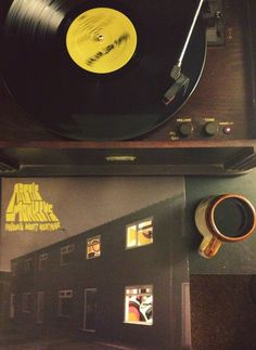 Favourite Worst Nightmare on vynil