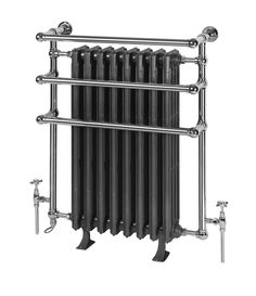 Need a bathroom radiator or heated towel rail? Check out our huge range, which includes electric towel rails and traditional towel warmers. Towel Heater, Edwardian Bathroom, Electric Towel Rail, Bathroom Towel Rails, Bathroom Radiators, Towel Radiator, Cast Iron Radiators, Steel Columns, Radiant Floor