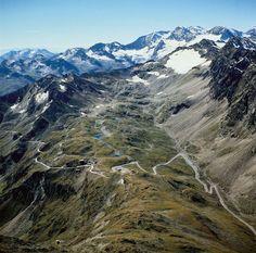 Timmelsjoch High Alpine Road - Tirol, Austria