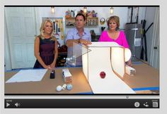Mark's DIY Light Box - Mark shows how to create a DIY light box to add a professional touch to your photographs.