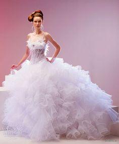 Mirella 2010 Wedding Collection | Wedding Inspirasi