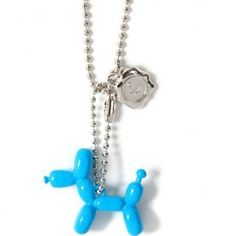 "How fun! Love the color too. Q-pot ""Dog Tag"" Necklace"