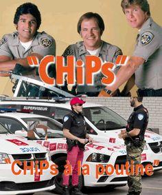 Je sais, elle est facile. Mais ce n'est pas ma faute: les flics font tout pour qu'on les ridiculise sans efforts.