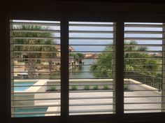 Paramont louvers with side tilt Interior Wood Shutters, Custom Shutters, Austin Tx, Tilt, Cool Designs, Windows, Custom Blinds, Window