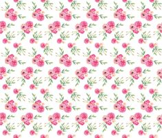 Emmie Gray fabric by ivieclothco on Spoonflower - custom fabric