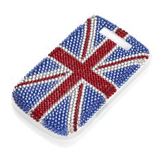 Blackberry Torch Phone Cover our famous union jack GB!!!