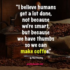 The appreciation towards coffee is expressed through various positive and humorous coffee quotes. These quotes portray the love of many people for coffee and the importance of coffee in the modern lifestyle Coffee Love, Best Coffee, Cafe Quotes, Coffee Images, Good Life Quotes, Believe, Inspirational Quotes, Positivity, In This Moment