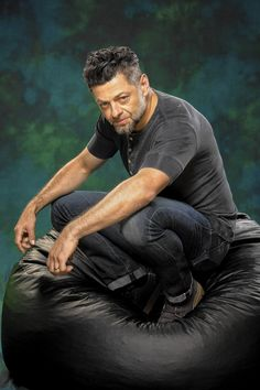 images of andy serkis | Andy Serkis keeps fit for his shape-shifting roles - LA Times
