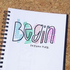 "Today's #BetterLetteringCourse #ExpandYourStyleApril prompt: ""Pattern Play!"" Kicking things off with something not too far out of my wheelhouse but already thrilled to have these style prompts to interpret all month long! It's gonna be so much fun to see how everyone interprets the style prompts differently!! If you want to learn lettering as a beginner and explore new styles join us in the challenge! Simply enroll in the $20 course using the link in my profile or learn more about the…"