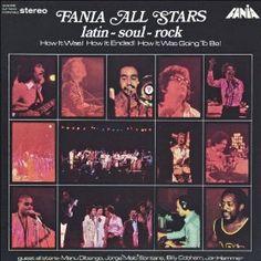 Fania All Stars - Latin-Soul-Rock (1974)