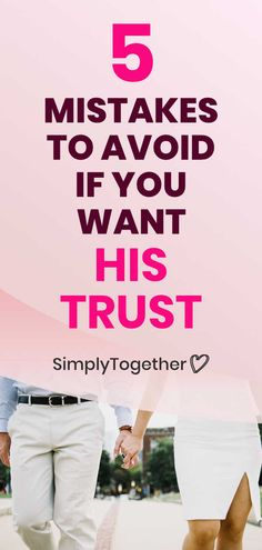 Gaining your boyfriend's trust in a relationship can be done through actions. But there are also mistakes you want to avoid that can interfere with building trust. These tips will help you avoid common issues. Trust In Relationships, Relationship Advice, Trust Me, Trust Yourself, Love Articles, Trusting Again, Hebrew Words, Trust Issues, Be With Someone