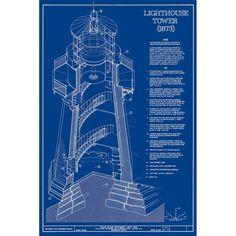 Block Island #Lighthouse drawing http://www.roanokemyhomesweethome.com